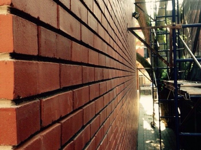 The brick and Tuckpointing works in Chicago by Gralak Masonry Contractors